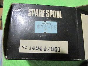 NOS.  Shakespeare Medalist spool 1494 1/2, NEW.