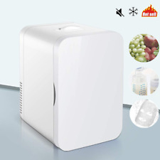 8L Mini Fridge Car Home Drinks Beer Cooler Bar Freezer Ice Cosmetics Portable AU