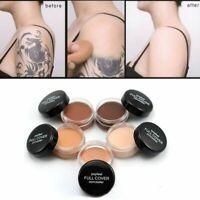 PRO Tattoo Cover Up Makeup Skin Scar Birthmark Waterproof Concealer Primer Cream