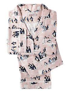 CATH KIDSTON Pink Penguin Pyjama PJ Set ~ BNWT ~ SMALL Kitson Kidson