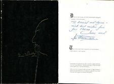 Fyra decennier med Dennis Wheatley - EO 1973 - Superbe envoi