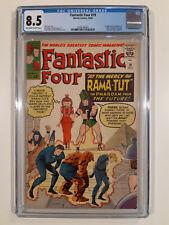 Fantastic Four 19 CGC 8.5  1st Rama Tut / Kang  RARE in 9.2, 9.4, 9.6, 9.8   Key