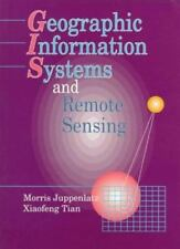 Geographic Information Systems and Remote Sensing Juppenlatz, Morris Paperback