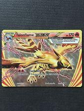 Pokemon : XY STEAM SIEGE TALONFLAME BREAK 21/114 RARE BREAK