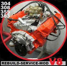 HOLDEN V8 304-308-355-stroker Workshop Manual V8  information bible CDROM