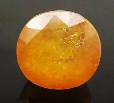 15.50 cts 100% Natural Treated Thailand Yellow Sapphire Gemstone #atys01