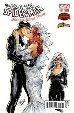 AMAZING SPIDERMAN RENEW YOUR VOWS 4 OUM COMICXPOSURE COLOR 606 CAMPBELL VARIANT
