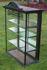 More details for victorian advertising display cabinet kemps pharmacy