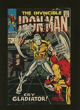 Iron Man 7 FN 5.5 * 1 Book Lot * Maggia Strikes by Archie Goodwin & George Tuska