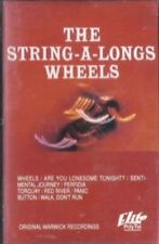 THE STRING-A-LONGS Wheels CASSETTE TAPE RARE CANADA ONLY IMPORT ELITE RECORDS