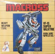 ARII 1:170 Macross Heavy Weapon Type VF-1S Super Valkyrie Hikaru Special Plastic