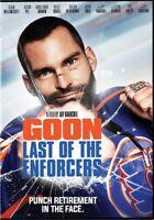 Goon: Last of the Enforcers (DVD,2017)