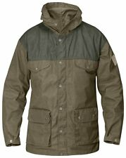 Fjallraven Men's Greenland Jacket - Taupe-Mountain Grey - S