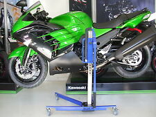 Motorrad Zentralständer für Kawasaki ZZR 1400 Padockstand Montageständer Lifter