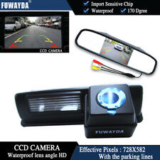 4.3'' Mirror Monitor CCD Reverse Camera for LEXUS IS200/IS300 RX350/330/300