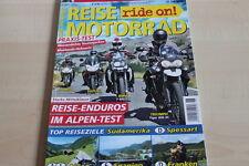 151684) Triumph Tiger 800 XC - BMW F 800 GS - Reise Motorrad 06/2011
