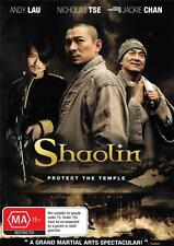 SHAOLIN PROTECT THE TEMPLE - JACKIE CHAN -  NEW & SEALED DVD - FREE LOCAL POST