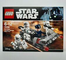 LEGO 75166 Star Wars First Order Transport Speeder Battle First Order Officer