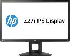 "Pantalla HP Z Z 27 I - 27"" IPS LED retroiluminada monitor de pantalla ancha-Grado B cables"