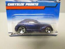Hot Wheels Chrysler Pronto #150 UNOPENED 1999