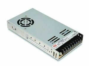 MEAN WELL Switching Power Supply 350W Economical Low Profile 24V 14.6A RoHS