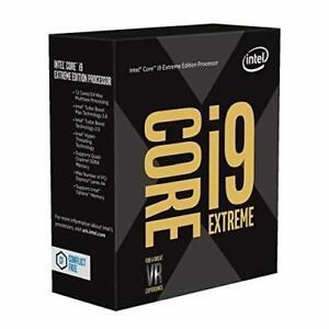 Intel Core i9-7980XE X-Series Extreme Edition BX80673I97980X CPU Processor
