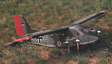 1/9 Scale Dornier Do-28D Skyservant Twin Plans, Templates and Instructions 66ws