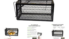 Harris Catch and Release Humane Animal and Rodent Cage Trap for Mice, Rats, C.