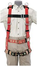 Klein 87093 Premium Fall-Arrest/Retrieval Harness for Tower Work, 2X-Large