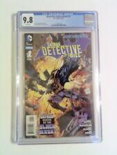 Detective Comics Annual #1 DC 2012 CGC 9.8 NM/Mt Batman Black Mask The New 52