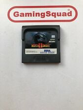 Mortal Kombat 2 Sega Game Gear CART, Supplied by Gaming Squad
