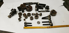 GROUP LOT- Off Brand Knockout Punch Die Drawstuds Assortment. No Greenlee
