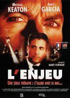 DVD L'ENJEU