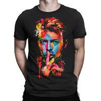 David Bowie Art T-Shirt, Men's Women's All Sizes