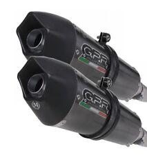 2 SILENCIEUX GPR GPE POPPY GPR KTM 660 SMC 2005/06