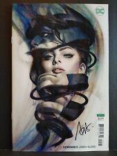 Catwoman #5 NM+/M 9.6-9.8 Autographed Signed by Artgerm Stanley Lau MegaCon
