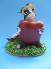 "Charming Tails ""Stewart's Apple Costume"" Le 85/700 Mint"