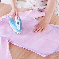 2/1pcs Protective Ironing Cloth High Temperature Board Press Mesh Insulation Pad