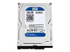 """Hard Disk Western Digital blue 3,5"""" 250GB WD2500AAKX PER PC FISSO"""