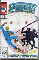 Speedball 1988 series # 6 near mint comic book