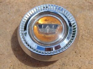 Classic Ford Consul Mk2 Steering Wheel Horn Push Switch Badge Lucas Enfo Zodiac