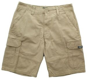 Wrangler Authentics Men's Outdoor Cargo Classic Relaxed Fit Shorts, 6-Pockets