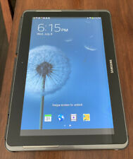 Samsung Galaxy Tab 2 GT-P5113, 16GB, Wi-Fi (Unlocked), 10.1in - Black