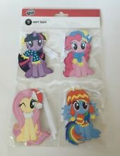 American Greetings My Little Pony Friendship is Magic Holiday Gift Tags 8 Count