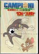 Dvd **TOM & JERRY ♥ CAMPIONI DEL MONDO** nuovo sigillato