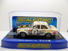 Scalextric C3099 Ford Escort Mk1, No.7 1972 East African Safari, mint unused
