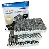 6 Pack HQRP Wick Filter for Bionaire BCM Series Humidifier