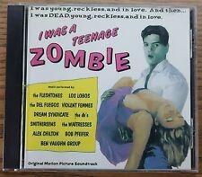 Used CD - I Was a Teenage Zombie Original Movie Soundtrack - Enigma CDE-73296