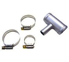 "Coolant Hose T Fitting Radiator Hose T Fitting  Size 1-3/4""  X  1-3/4""  X  5/8"""
