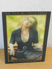 CARTE CARD hologramme PHOTO Tinto BRASS Mon amour SEXY LADY Anna Jimskaia SEX